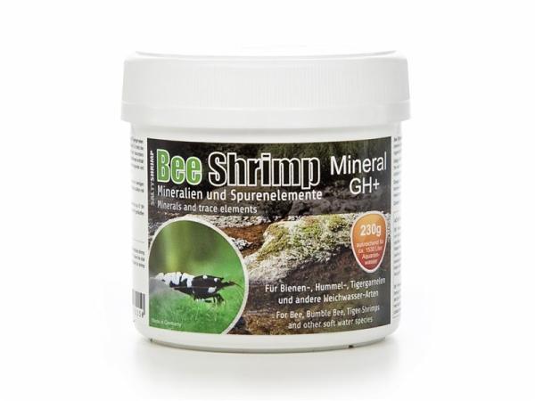 SaltyShrimp - Bee Shrimp Mineral GH+, 230g Aufhärtesalz, Garnelen, Weichwasser