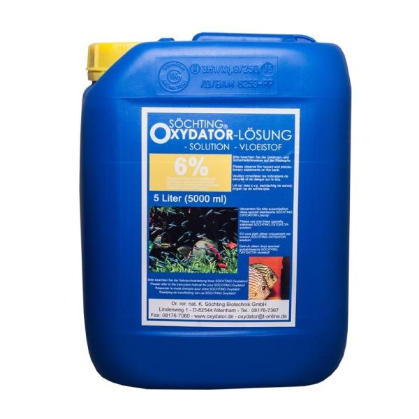 Söchting Oxydator Lösung 6%, 5 Liter