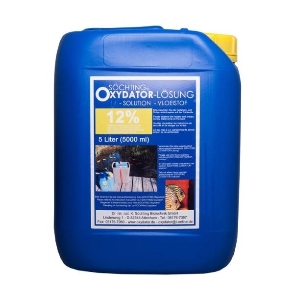 Söchting Oxydator Lösung 12%, 5 Liter