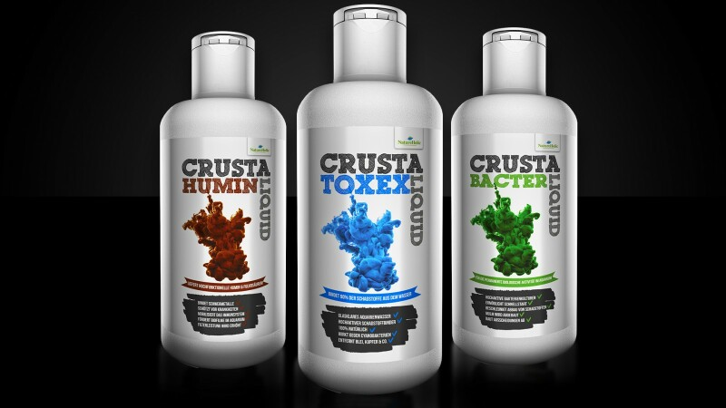 NatureHolic Crusta Bacter Liquid 125ml