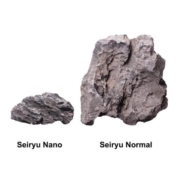 OrinocoDeco Minilandschaft Stein, Seiryu, 1kg, verschiedene Größen