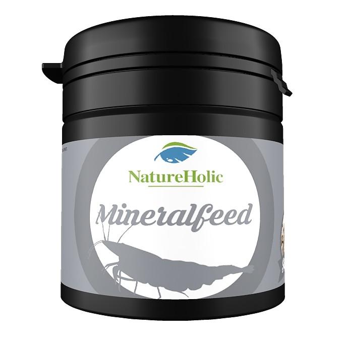NatureHolic Mineralfeed Garnelenfutter - 30g