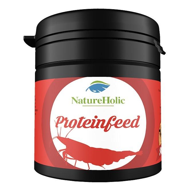 NatureHolic Proteinfeed Garnelenfutter - 30g