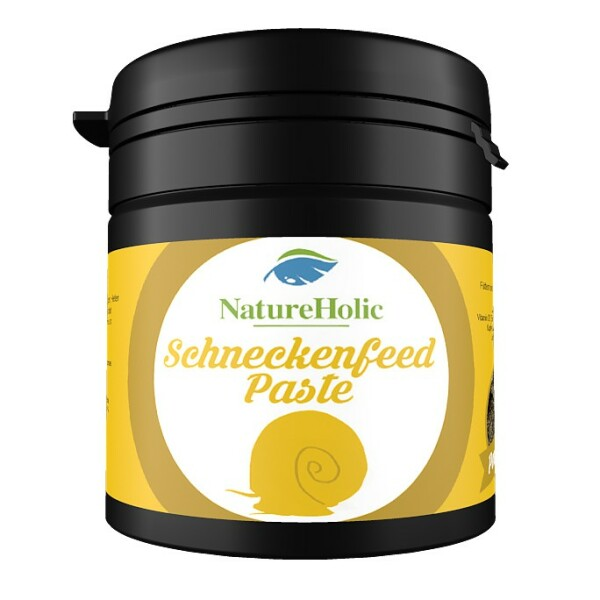 NatureHolic Schneckenfeed Power-Paste - 30g