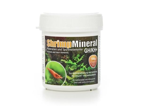 SaltyShrimp-Mineral GH/KH+, 100g Aufhärtesalz, Garnelen,