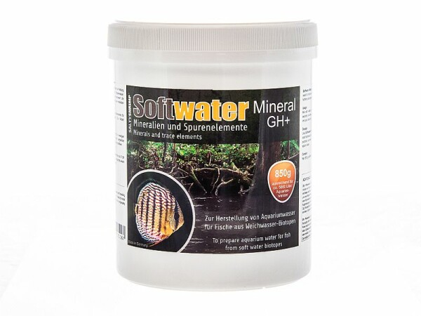SaltyShrimp - Softwater Mineral GH , 850g