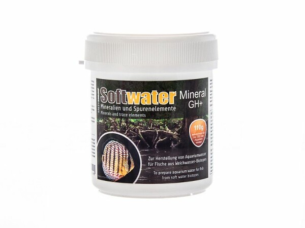 SaltyShrimp - Softwater Mineral GH , 110g