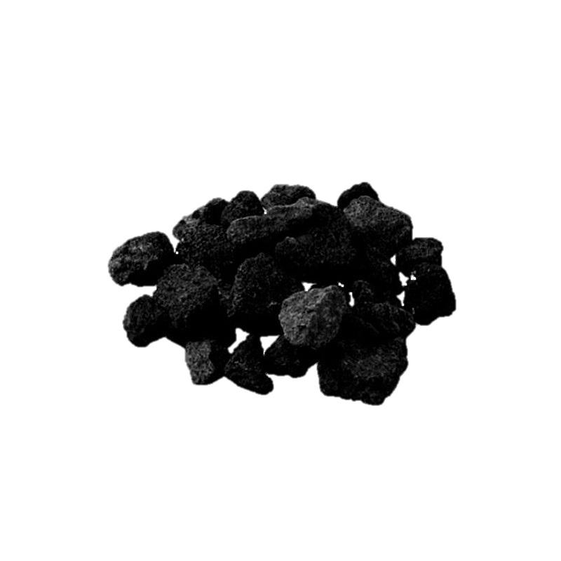 OrinocoDeco Lava Stein Nano, schwarz 1kg