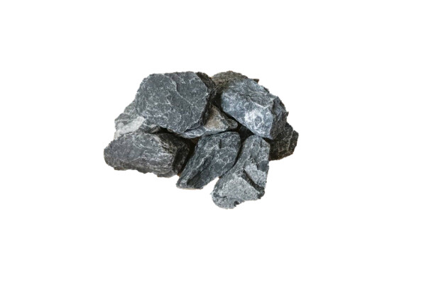OrinocoDeco Basalt Stein schwarz 1 kg