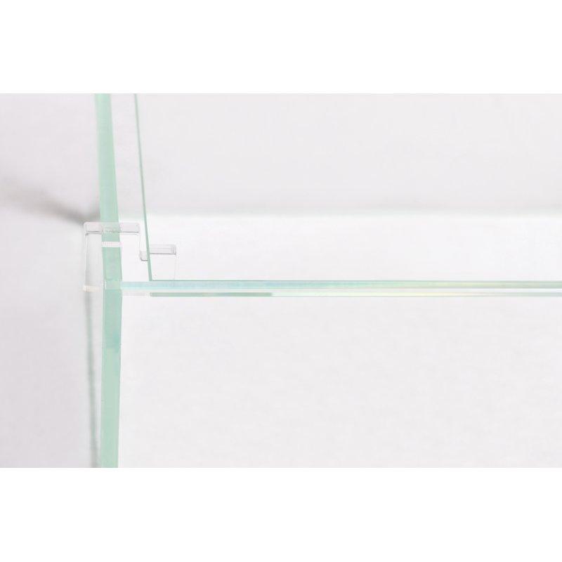 Acrylhalter 4-8 mm / Halterung für Abdeckscheiben