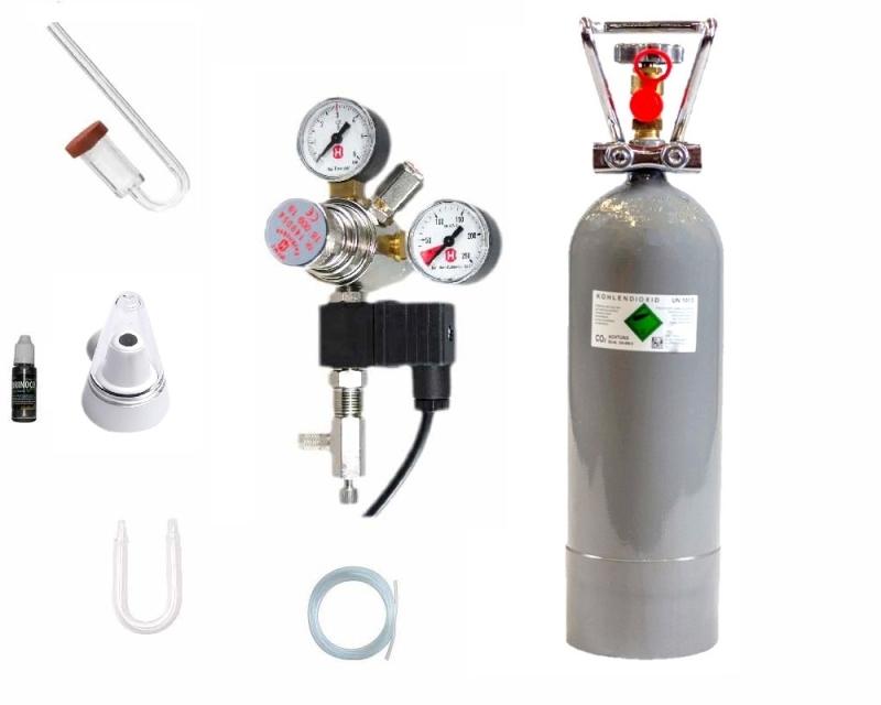 CO2 system Hiwi 2000 Profi Deluxe