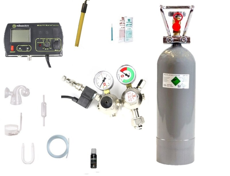 CO2 Anlage Hiwi 2000 Ultimate Pro
