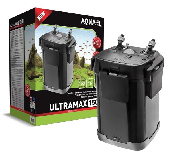 AquaEL ULTRAMAX Außenfilter 1000/1500/2000
