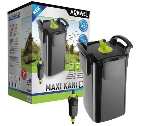 AquaEL Außenfilter Maxi Kani