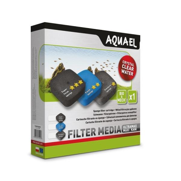 AquaEl ULTRAMAX / MAXI KANI MEDIA Filterschwamm