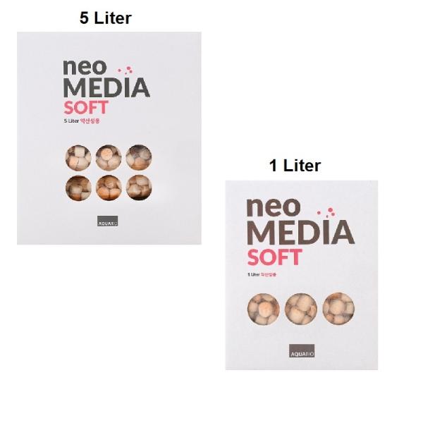 Aquario NEO Media Premium Soft 1L oder 5 L