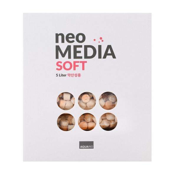 Aquario NEO Media Premium Soft 1L or 5 L