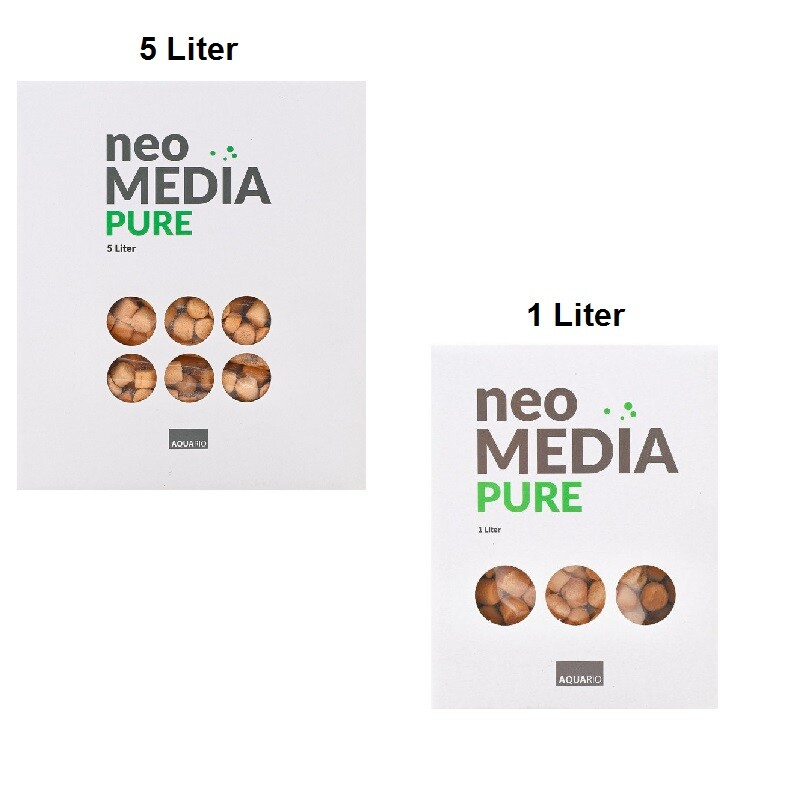 Aquario NEO Media Premium Pure 1L or 5 L