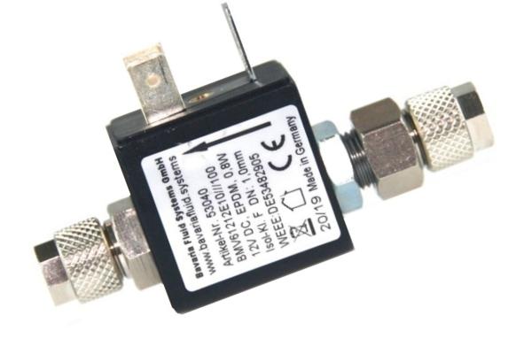 Bavaria Fluid Systems Magnetventil Nachtabschaltung 12V Standard