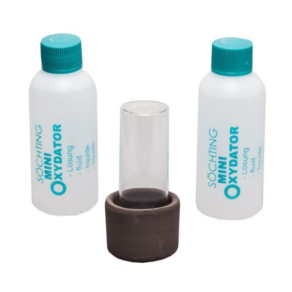 Söchting Mini Oxydator für Aquarien bis 60 L +...