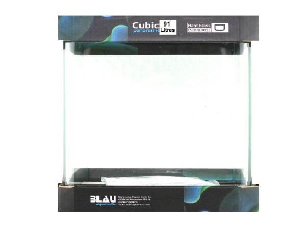 BLAU Cubic Nano Cubes verschiedene Größen 10-91 L