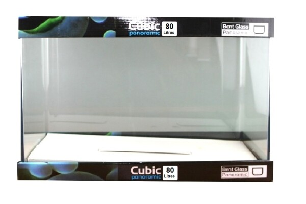 BLAU Cubic Nano Rechteckbecken verschiedene...