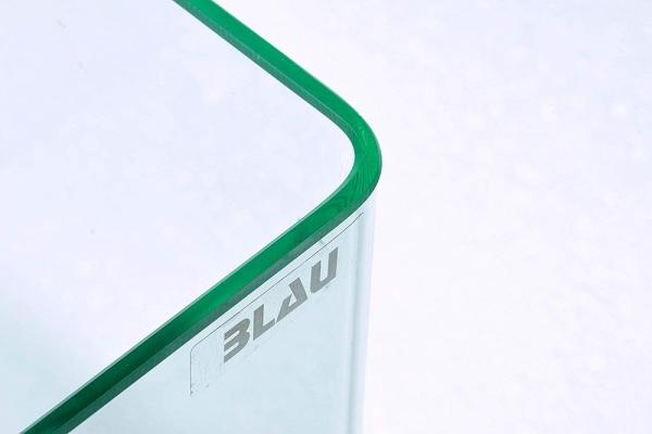 BLAU Cubic Nano Rechteckbecken 13 Liter Floatglas...