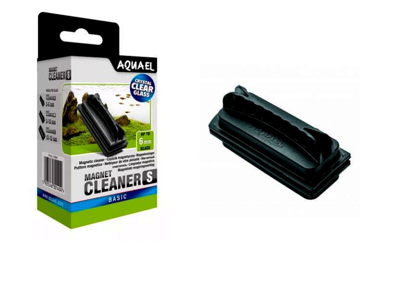 Window magnet cleaner size S up to 6 mm glass thickness
