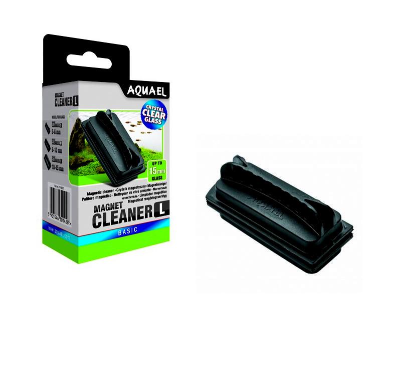 Scheibenmagnet Reiniger Größe L 10-15 mm Glasstärke