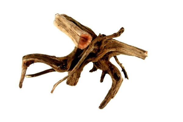 OrinocoDeco Black Drift Wood M 30-50 cm