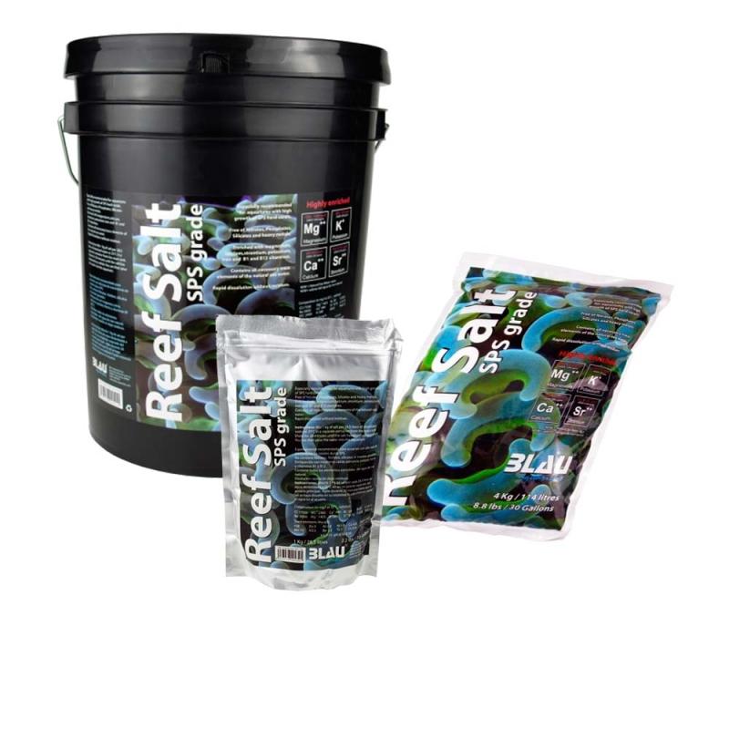Blau Reef Salt Meersalz 1 kg - 20 kg