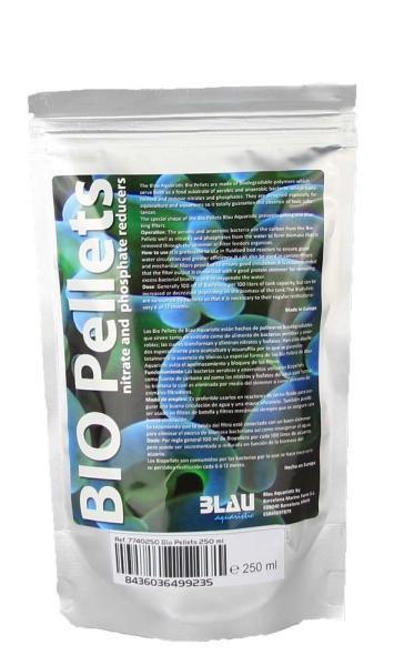 BLAU Biopellets Nitratreduktion 250 ml