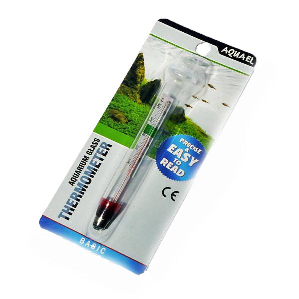 AquaEL Aquarien-Glasthermometer