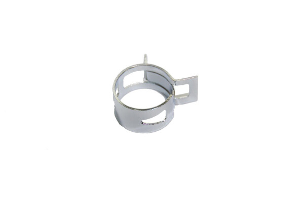 Steel clip hose clamp 16/22