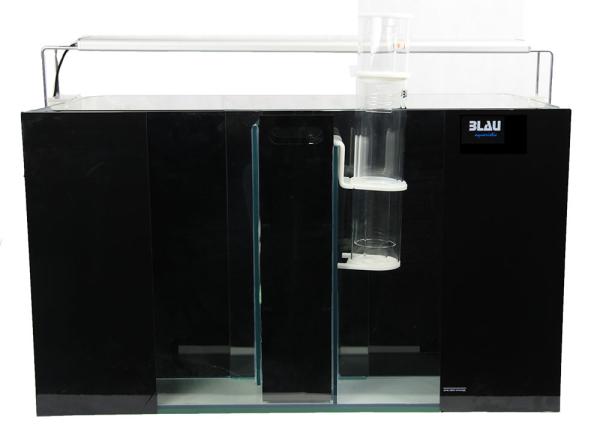 Blau Komplettset 80 Liter mit Filterkammer Meerwasser