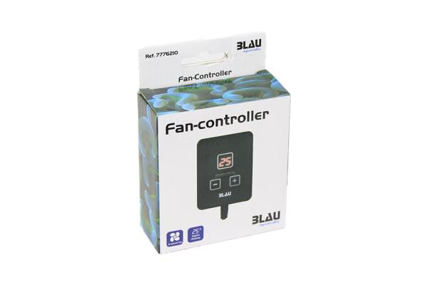 Blau Controller für Aquarienkühler Ventilator