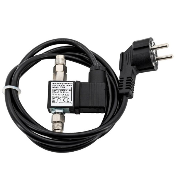 CO2 Anlage Hiwi 2000 Profi Inline 12/16mm Schlauch