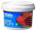 Vitalis Algae Pellets different sizes