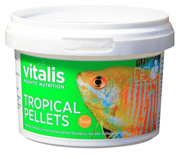 Vitalis Tropical Pellets verschiedene Größen