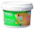 Vitalis Tropical Pellets different sizes