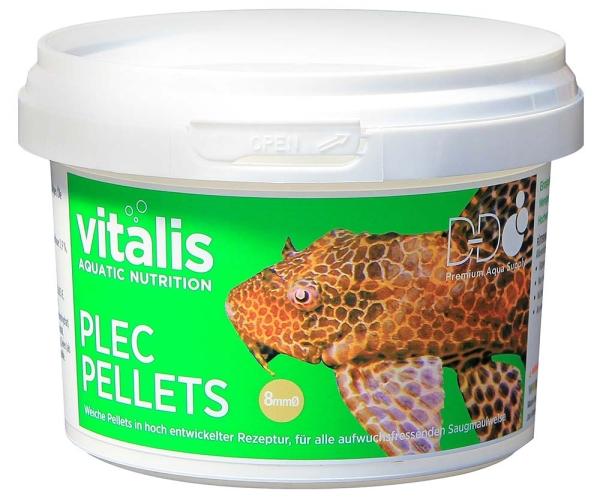Vitalis Plec Pellets Welstabs verschiedene Größen