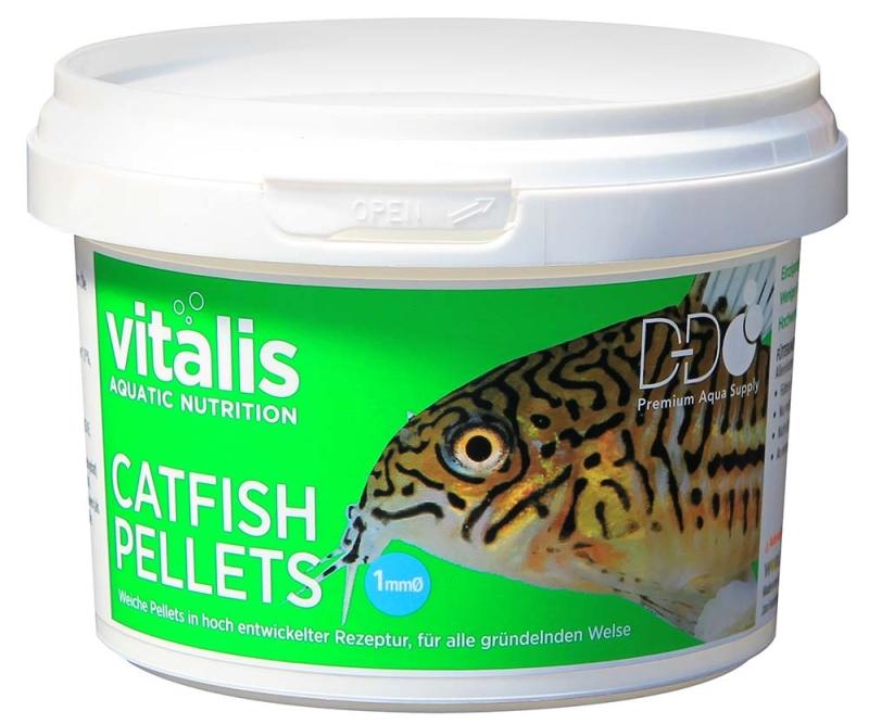 Vitalis Catfish Pellets verschiedene Größen