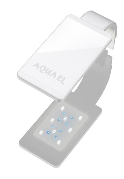 AquaEl Leddy Smart Night Day Weiß