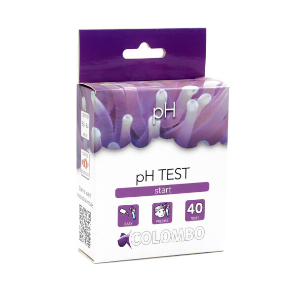 COLOMBO MARINE pH Test