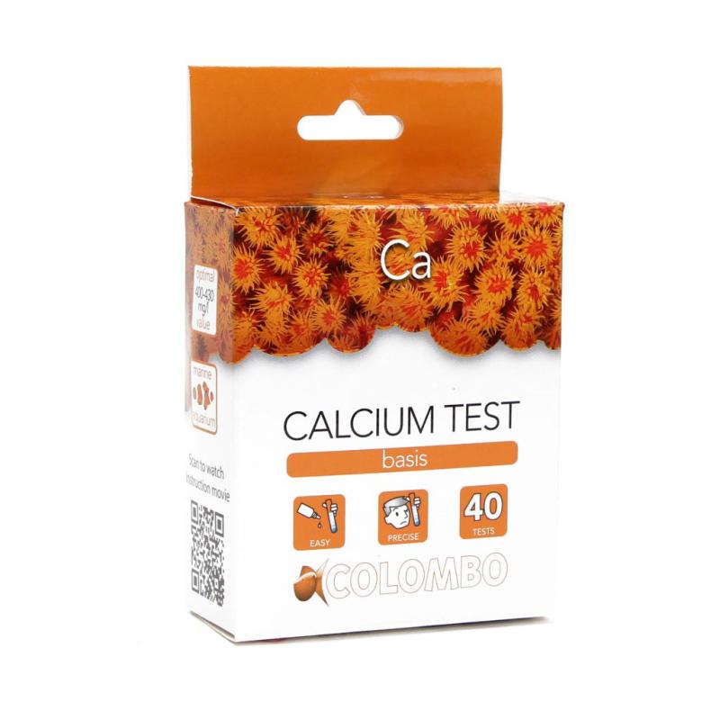 COLOMBO MARINE Calcium Test