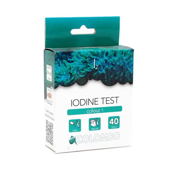 COLOMBO MARINE Iodine (Jod) Test