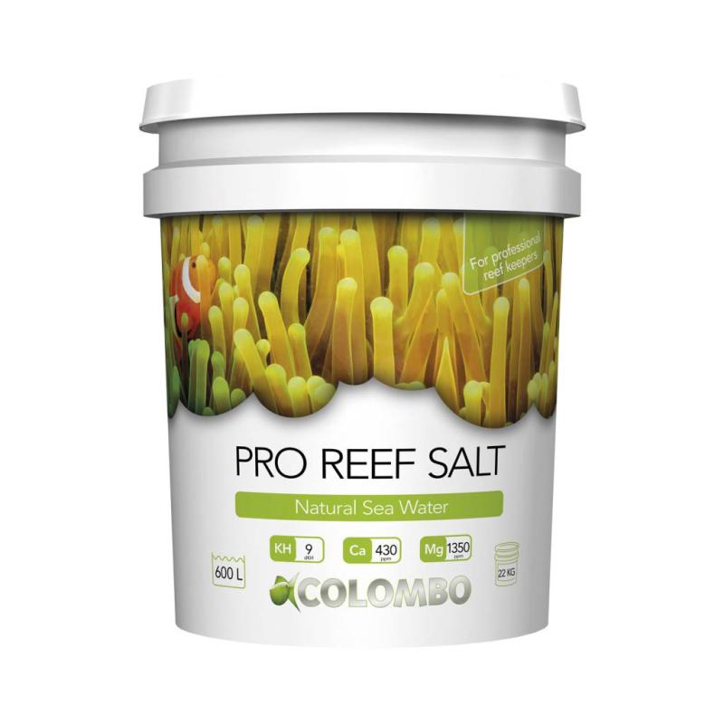 COLOMBO Pro Reef Salt
