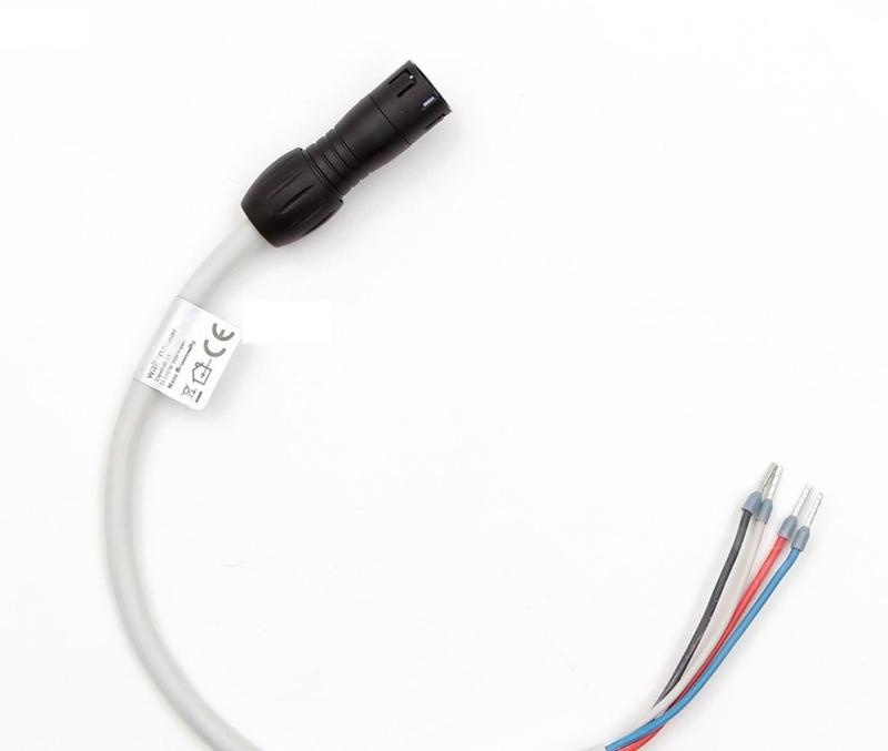 daytime Adapterleitung Stecker 5-pol. auf Aderendhülsen