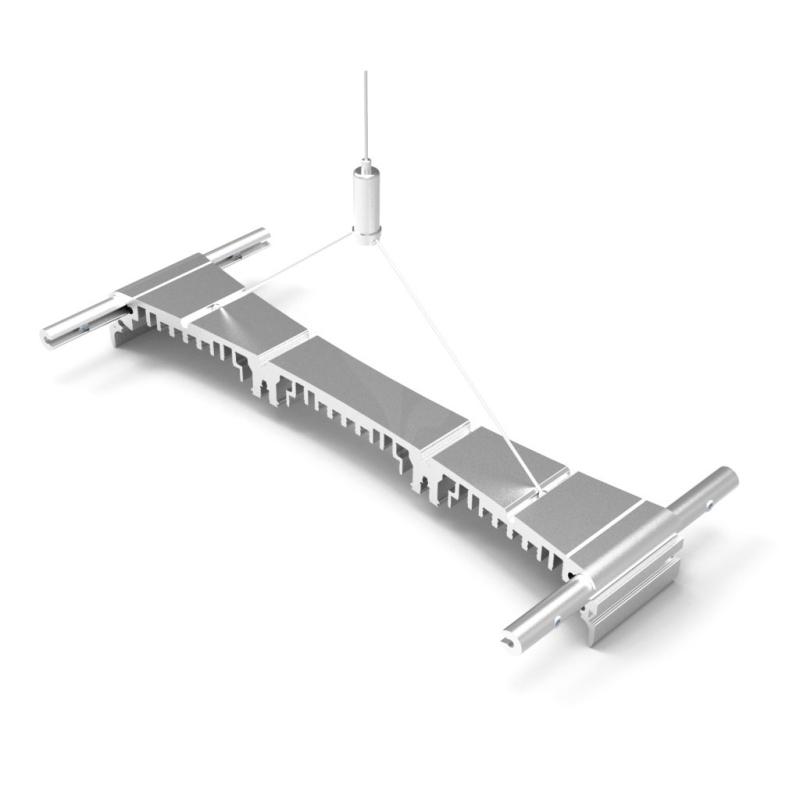 daytime pendix Längsverbinder Set