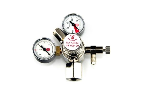 CO2 Acryl Anlage Hiwi 425 Profi ohne Flasche (kompatibel...
